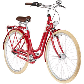 Ortler Summerfield Wave 7-speed classic red